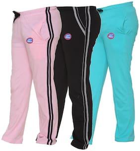 VIMAL JONNEY Girl Blended Track pants - Multi