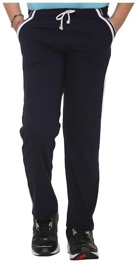 Vimal Boy Blended Track Pants - Black