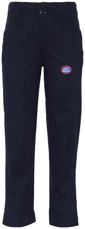 VIMAL JONNEY Boy Blended Track pants - Blue