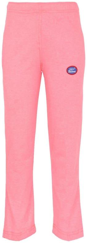 VIMAL JONNEY Girl Blended Track pants - Pink