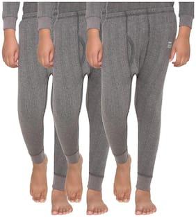 VIMAL JONNEY Thermal For Boys - Grey , Set of 1