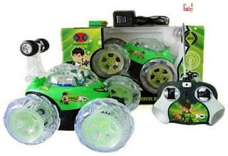 VW Ben10 Remote Controlled Stunt Car