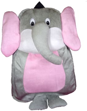 Vyomi Cute Elephant School Bag For Kids
