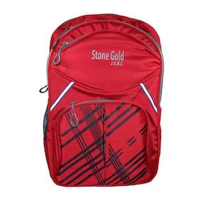 Walson Boy's & Girl's Elegance School Bag With Rain Cover;Multicolour