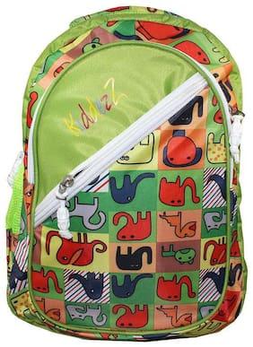 Walson Printed Kids Elegance School Bag;Multicolour