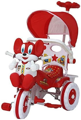 Wave Mart Baby tricycle1522MC(RED)