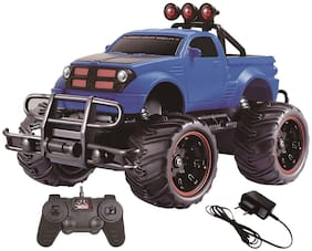 Webby 1:20 Off-Road Passion Mad Cross Country Racing Car, Blue