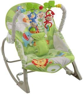 Webby Rainforest Infant To Toddler Rocker