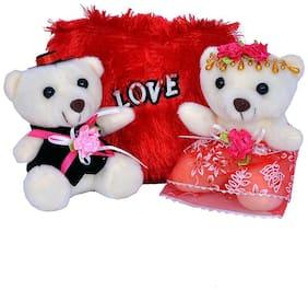 SSVT Multi Teddy Bear - 10 cm