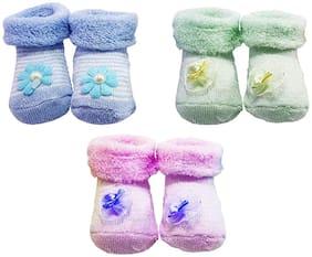 WeKidz  Fancy Cute Looking Newborn Baby Shocks for Girls and Boys