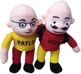 Welo Motu Patlu Soft and Attractive