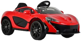 Wheel Power MC Laren Battery Operated Ride on Car Red