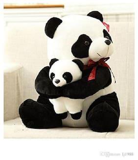 White & Black Panda Teddy Bear 60 cm