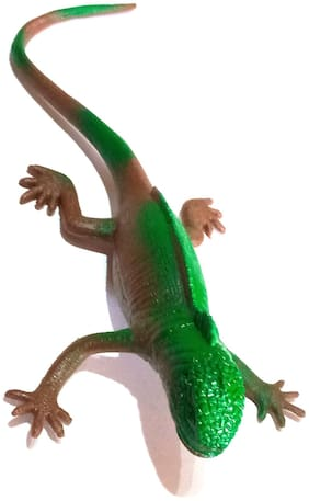 Wild Republic Reptile Animal, Size - 5/9 inc Reptile Gag Toy