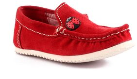 Willywinkies Red Casual shoes for boys