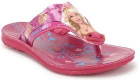 WINDY BARBIE PINK SLIPPER
