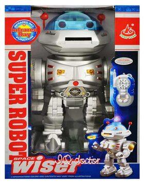 Wiser Robot