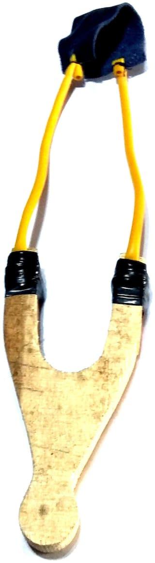Wood Handmade Items Gulel. Powerful Shot Size 17x9x2