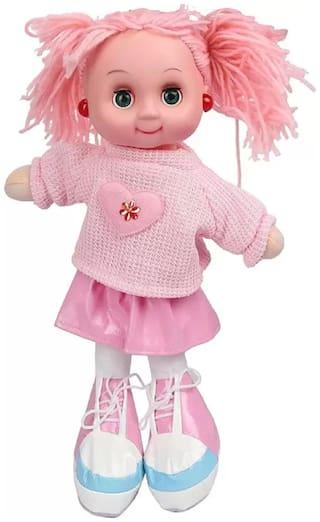 Woollen Amazing Baby Doll For Kids