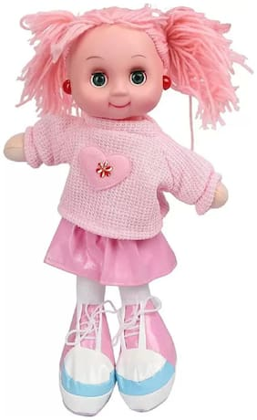 Woollen Amazing Baby Doll For Kids