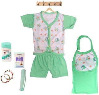 WOOS Unisex Gift set - Green