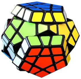 X ZINI Classroom Megaminx Cube, Mofang Jiaoshi Megaminx Magic Cube Puzzle  (1 pcs) By Signomark.