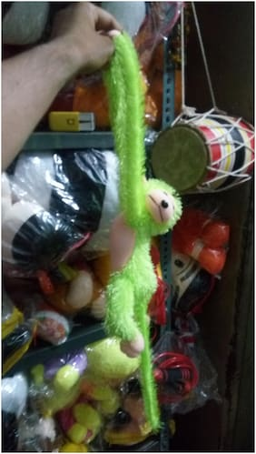 Yashi Enterprises hanging Musical Monkey