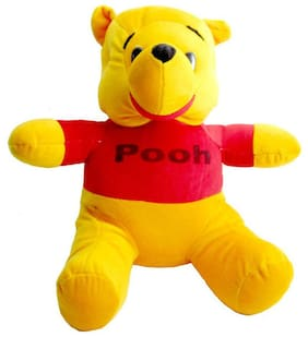 Yashi Enterprises Soft toy Pooh 30 CM