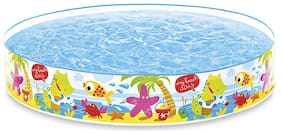 yatri enterprise Snapset Pool, Multi Color (8-feet)
