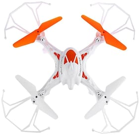 yatri enterprise RC Quad-copter with 2.4 Ghz Gyro Helicopter Drone Toy Without Camera