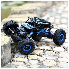 yatri enterprise Remote Controlled 1:18 Scale Rock Crawler Monster Truck Hi Speed