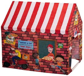 yatri enterprise Play Tents for Kids (Age Upto 6 Years) (Pizza Tent)