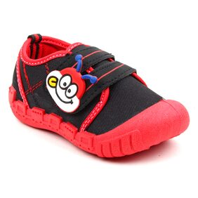 Myau Black Casual Shoes For Girls