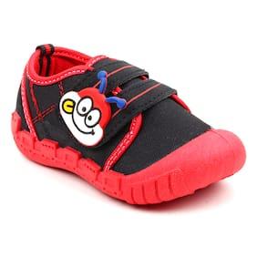 ebe6cee14e11 Myau Black Casual Shoes For Girls