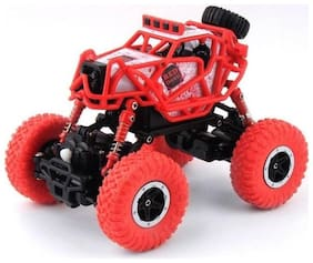 """""""ZENITH Remote Controlled Rock Crawler Rock Through Off Road i-ghost RC Monster Truck, Four wheel Drive, 143 Scale 2.4 GHZ, Latest 2018 design and model """""""
