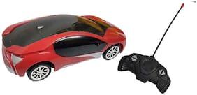 Zenith Toys 3D Famous Car (Red)