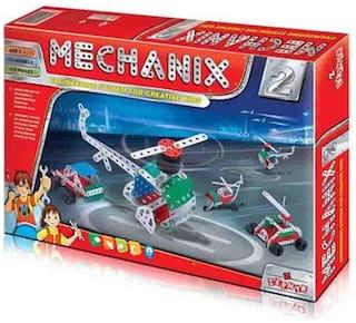 Zephyr Metal Mechanix-2
