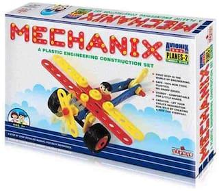 Zephyr Plastic Mechanix-Planes-2