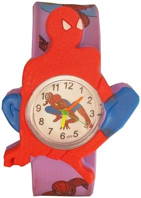 Zest4Kids - Spider Strap Plastic analog watch for kids Excellent   gift item for kids
