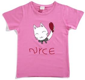 ZONKO STYLE Pink T-Shirt