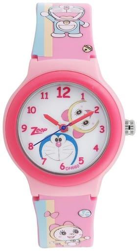 Zoop 26013PP03 Kids Analog watch