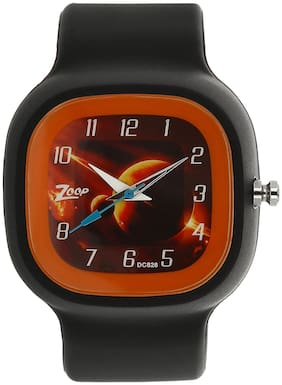 Zoop Brown Dial Analog Watch for Boys