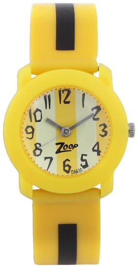 Zoop NDC3025PP03C Kids Analog watch