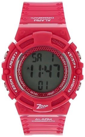 Zoop NKC4040PP01 Kids Digital watch