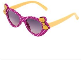 Zyaden Pink Cat-Eye Sunglasses 38