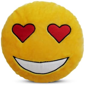 Tickles Love Stuck Smiley Cushion - 13 inch