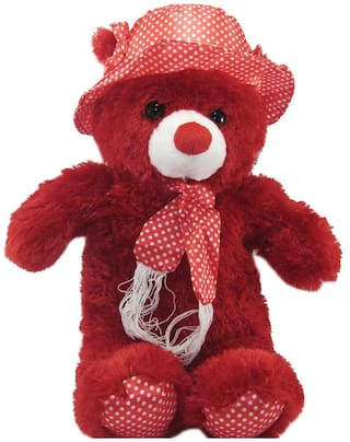 Tickles Red Teddies For Girls