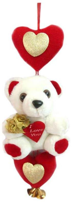 Tickles Love Teddy Soft Toy - 8 Cm