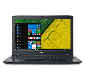 "Acer Aspire E15 (Core i3-7th Gen/4 GB+16GB Optane/1 TB/15.6""FHD/Windows 10 Home(MSO Trial Version)) E5-576 (NX.H73SI.001) (Obsidian Black, 2.2 kg)"
