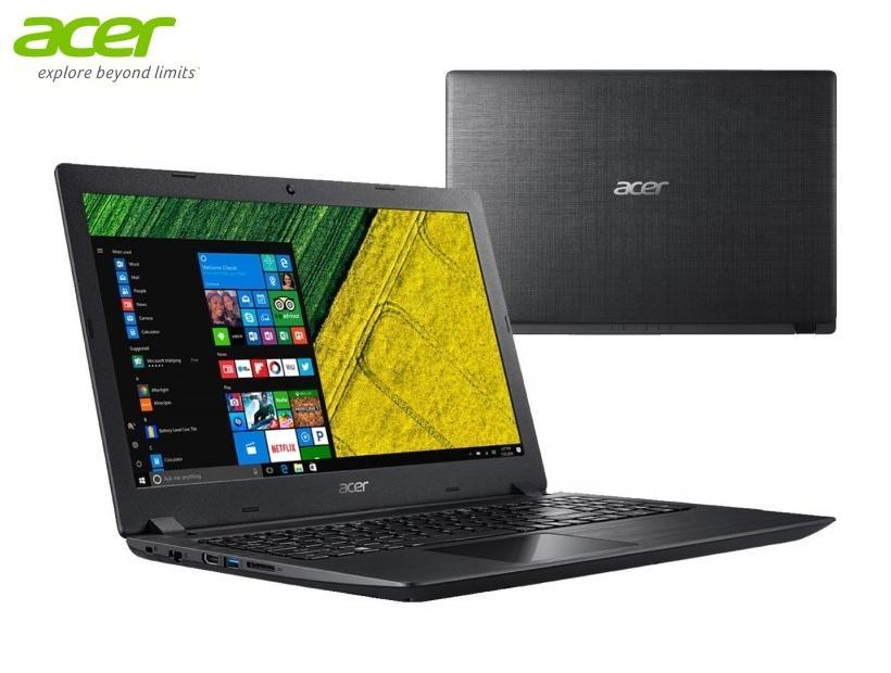 Acer Aspire 3  A315-21 NX.GNVSI.005 (AMD E2 7th Gen /4GB RAM/1TB HDD/39.62 cm (15.6 Inch)/DOS/2.1Kg) (Obsidian Black)